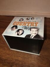 Time Life: Golden Age Of Country 10 CD's Boxed Set (CD, 2009) Excellent!