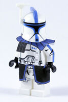Lego Phase 1 ARC TROOPER Blue Minifigure -Custom Full Body Printing!  CAC
