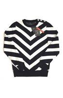 Balmain X HM Chevron Sweater