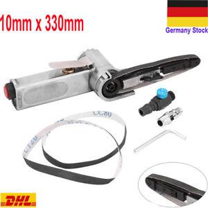 10mm Pneumatischer Luftbandschleifer Polierer Schleifmaschine Werkzeug 16000RPM