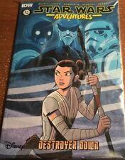 Star Wars DISNEY COMIC Adventures Graphic Novel Loot Crate Exclusive