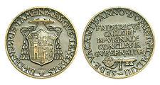pcc1330_7) Roma  Medaglia Sede Vacante 1963 - Bronzo 32 mm