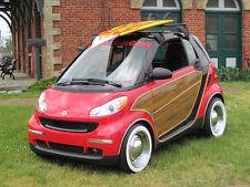 2005-2015 SMART CAR Wheel Well Chrome Trim KIT