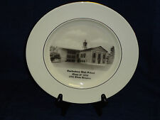 Swedesboro High School Class of 1939 New Jersey collector's plate
