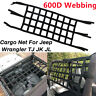 Window Extra Storage Restraint Roof Net for Jeep Wrangler YJ TJ JK/JL00394 87-19