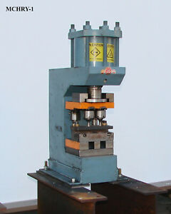 Press - Hydraulic 20 Ton -  C-Frame - STONEGATE - Stamping