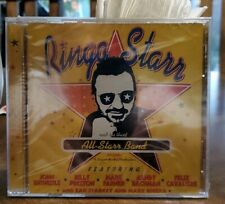 SEALED Ringo Starr And His Third All Starr Band Blockbuster CD