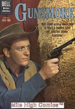 GUNSMOKE (1956 Series) #21 Very Good Comics Book