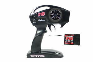 Traxxas 6516 TQ 2-Kanal Fernsteuerung 2.4GHz incl. Empfänger RC-Car Boot
