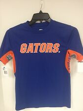 Hands High Florida Gators Blue Tshirt Sample Youth L