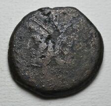 Roman Republican  169-158 B.C   AS    A. Caecilius