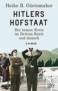 Hitlers Hofstaat: Der innere Kreis im Dritten Reich... | Buch | Zustand sehr gut