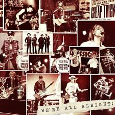 Cheap Trick - We're All Right (NEW CD)