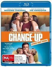 The Change-Up (Blu-ray, 2012)