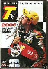 ISLE OF MAN TT OFFICIAL REVIEW 2006 DVD