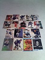 Doug Gilmour:  Lot of 100+ cards.....60 DIFFERENT / Hockey