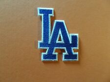 LOS ANGELES DODGERS MLB Embroidered 2-1/4 x 3 Iron Or Sew On Patch