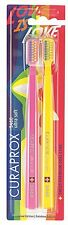 Curaprox CS 5460 Rainbow Love Double Ultra Soft Toothbrush 2 PACK LGBTI