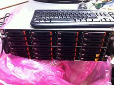 Symantec NetBackup 5200 Server 24-2TB HDD 48TB HDD Storage Array Backup