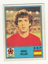 RARE 1980 PANINI ANGEL VILLAR EURO UEFA CUP UNUSED SOCCER STICKER !!