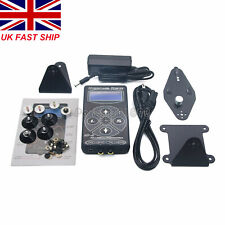 Hurricane HP-2 Black Tattoo Power Supply Digital Dual LCD Machine 100-240V UK898