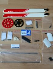 Align T-Rex 450 PRO Crash-Kit Drucklager, Rotorwelle, Align Blätter, Gestänge #3