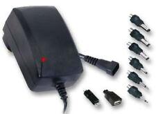 3-12 V 1 A DC 1000 mA fuente de alimentación 12 W 3 V 4.5 V 5 V 6 V 7.5 V 9 V 12 V USB de voltaje múltiple