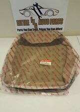 2007 - 2008 Kia Spectra LX, EX New OEM Front Right Beige Passenger Seat Cover