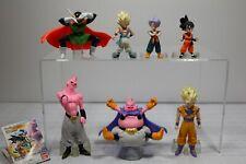 Dragon Ball Z SP Gashapon HG Miniature Figure Full Set Boo Saiyaman Goku