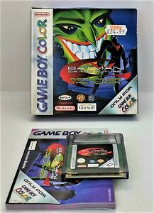 Batman of the Future: Return of the Joker for Nintendo Game Boy Color PAL BOXED