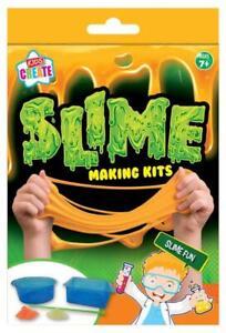 DIY Slime Making Kit Make Your Own Perfect for Kids Fun Play Gift UK Xmas
