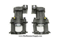 Hummer H1 Humvee rear brakes calipers set, pair 12342342 - 12342341