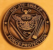 HQ Joint Task Force-Southwest Asia Force Protection Air Force Challenge Coin