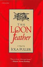 Loon Feather by Iola Fuller