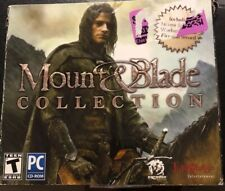 Mount & Blade Collection (PC CD-ROM, 2012) NEW