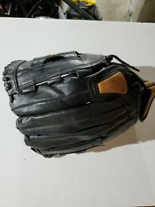 "Wilson Elite A2444 Softball Leather Glove 14"" Over Sized Pocket Custom Fit RHT"