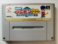 Ganbare Goemon 4 for Nintendo Super Famicom NTSC-J TESTED