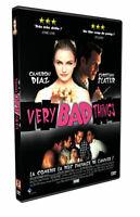 Very bad things DVD NEUF SOUS BLISTER Cameron Diaz, Christian Slater