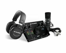 M-Audio AIR 192|4 Vocal Studio Pro - Complete Vocal Production Package