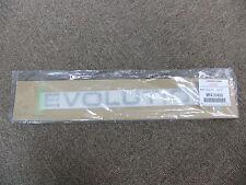 MITSUBISHI PAJERO EVOLUTION MIVEC V55W EVOLUTION DECAL RR MR416498