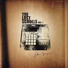"""J DILLA - The Lost Scrolls Vol. 1 EP (10"""") (EX/VG)"""