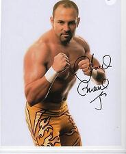CHAVO GUERRERO 8X10 WWE WWF