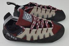 5.10 Five Ten Siren Stealth Onyxx Womens Climbing Shoes Size 5 Pre-Owned Merlot