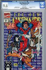 NEW MUTANTS #100 CGC 9.6 N. Mint 1983 first series 1st Appearance X-Force