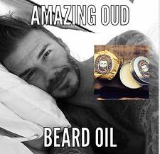 Oud Scented Beard Oil 30ml/1oz By The Beard Oil Co.