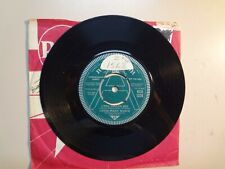"""LITTLE PEGGY MARCH:I Will Follow Him-Wind-Up Doll-U.K.7"""" 63 RCA Victor 1338 Demo"""