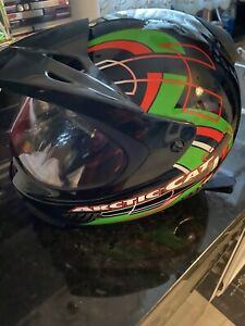 arctic cat snowmobile Helmet Mens