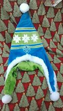 Seattle Sounders Hat, Chapka, Pom Poms, New without Tags