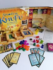Atmosfear Board Game Khufu Mummy DVD VGC Complete