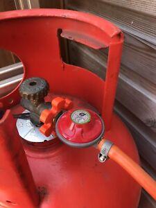 Gas Spanner Adaptor For 30mm Propane Butane LPG Bottle Regulator-Calor/Flogas